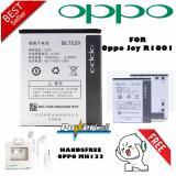 Toko Baterai Oppo Joy R1001 Oroginal Type Blt029 1700Mah Free Handfsree Oppo Mh133 Online Terpercaya