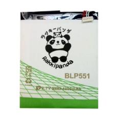 Baterai Double Power Rakkipanda BLP551 for Oppo Mirror ( R819 )