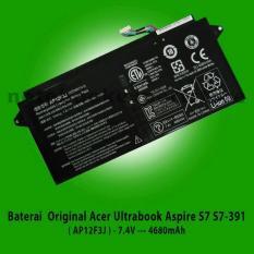 Baterai Original Acer Ultrabook Aspire S7 S7-391