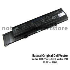 Baterai Original Dell Vostro 3500- 3400- 3700 Series