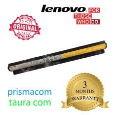 Baterai Original Lenovo Ideapad E40-30 E40-70, D40-70, G40-30 G40-45 G40-70 G40-70M, G50-30 G50-45 G50-70 G50-70M G50-75 G50-80 Z50-70 Z50-75 Series/ 41CR19/66, L12S4E01, L12M4E01, L12L4E01, L12S4A02, L12M4A02, L12L4A02, 121500171