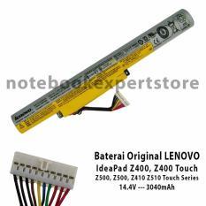 Baterai Original LENOVO Ideapad Touch Z400 Z400a Z400s Z400t Z410 Z500