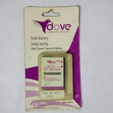 Baterai Persamaan Blackberry D-X1 | Batre Batere Battery Black Berry DX1 D X1 Untuk BB Storm 1 & Storm 2 ( 9500 / 9530 & 9520 / 9550 ), Javeline ( 8900 ) & Bold 9650