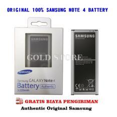 Beli Baterai Samsung Galaxy Note 4 Original Sein 100 Online