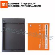 Toko Xiaomi Bm45 Redmi Note 2 Kapasitasnya 3020 Mah With Docking Fast Charger Baterai Retail Package Di Dki Jakarta