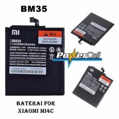 Jual Baterai Xiaomi Mi4C Original Type Bm35 Capacity 3000Mah Di Bawah Harga
