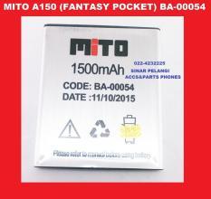 BATERAI/BATRE/BATTERY MITO BA-00054 /A150 (1500MAH) ORI 99%(901352)