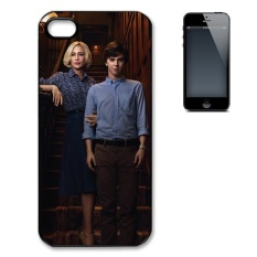 Bates Motel Norma and Norman Bates fashion phone case high quality cover for Apple iPhone 5 / 5s / SE - intl