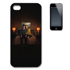 Bates Motel Norman dan Norma Bates Kasus Ponsel Fashion Berkualitas Tinggi Cover untuk Apple IPhone 5/5 S/ SE-Intl