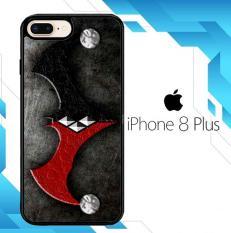 BATMAN HARLEY MERGE OF THE SYMBOL Z1099 iPhone 8 Plus Case