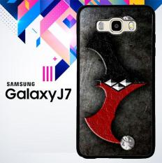 BATMAN HARLEY MERGE OF THE SYMBOL Z1099 Samsung Samsung Galaxy J7 2015 SM-J700 Case