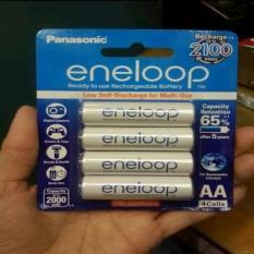 Batre / Baterai / Batere / Battery Sanyo Eneloop AA / A2 2000Mah Isi
