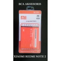 Harga Batre Battery Baterai Xiaomi Redmi Note 2 Bm45 Original Indonesia