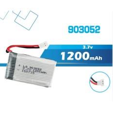 Baterai Drone 1200mah Untuk Syma X5C X5SW SH5W X52HD H29WH