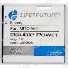 Battery / Baterai / Batre LF MITO A60