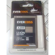 Battery Baterai Batre Original 99% Evercross Evercoss Cross A200