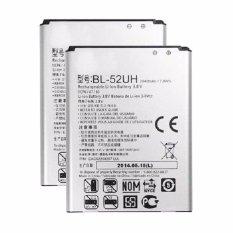 Battery Baterai Batre Original D285 L65 Dual L70 Dual BL-52UH 2040mAh