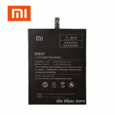GROSIR Battery Baterai Batre Xiaomi Redmi 3 Redmi 3 Pro Redmi 4X BM47 OEM