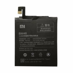GROSIR BATTERY BATERAI BATRE Xiaomi Redmi Note 3 BM46 ORIGINAL OEM