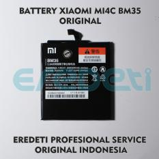 Harga Battery Baterai Battere Xiaomi Mi 4C Mi4C Bm35 Bm 35 Original Yg Bagus
