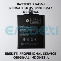 Jual Beli Battery Baterai Battere Xiaomi Redmi 3 3X 3S 3Pro Bm47 Bm 47 Original Dki Jakarta