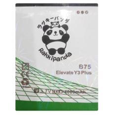 Beli Baterai Battery Double Power Double Ic Rakkipanda Evercoss Elevate Y3 Plus B75 Evercoss Winner Y3 B75A 4000Mah Seken