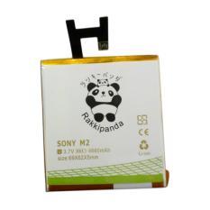 Spesifikasi Baterai Battery Double Power Double Ic Rakkipanda Sony Xperia M2 Aqua Sony Xperia Z Sony Xperia C Sony Xperia E3 4660Mah Yang Bagus