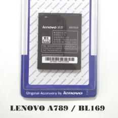 BATTERY BATRE BATERAI LENOVO A789 / P70 / S560 / BL169
