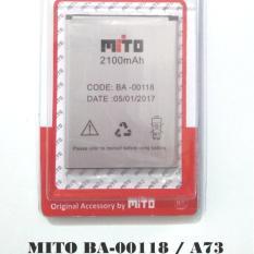 Batre Baterai Original Mito A77IDR88000. Rp 89.000