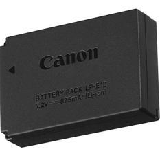Jual Battery Canon Lp E12 Lengkap