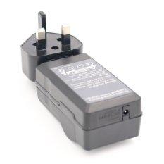 Baterai Charger untuk HITACHI HDC-1299E HDC1299E HDC-1299ER HDC1299ERDS5370 AC + DC Wall + Mobil-Intl
