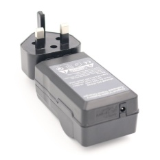 Pengisi Daya Baterai untuk Olympus X-940 FE4020 FE-4020 FE-4040 FE-5040Digital Kamera AC + DC + Mobil-Intl