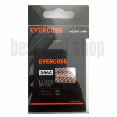 Jual Battery Evercoss A66A 1800 Mah Original Lengkap
