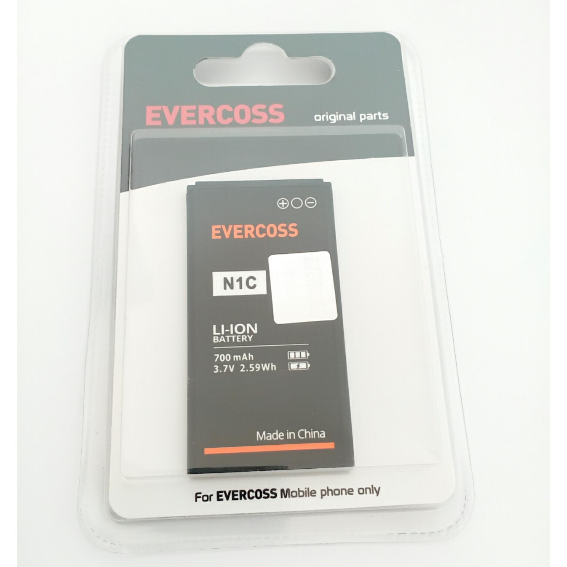 Battery Evercoss N1C Original 700mAh