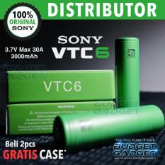 Battery SONY VTC6 / VTC 6 (Original) 18650 3.7V 3000Mah Max 30A