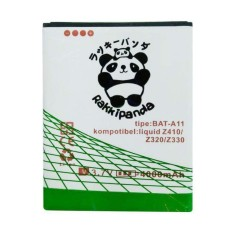 Jual Beli Online Baterai Double Power Rakkipanda Bat A11 For Acer Z410 Z320 Z330