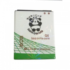 Baterai Double Power Rakkipanda Q8 USU036 For IMO CLARITY / OCTA CORE