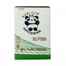 Baterai Double Power Rakkipanda BLP-569 For Oppo Find 7 ( X9076 ) Find 7A ( X9006 )
