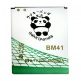 Baterai Double Power Rakkipanda For Xiaomi Bm 41 Bm 44 1S 2S Terbaru
