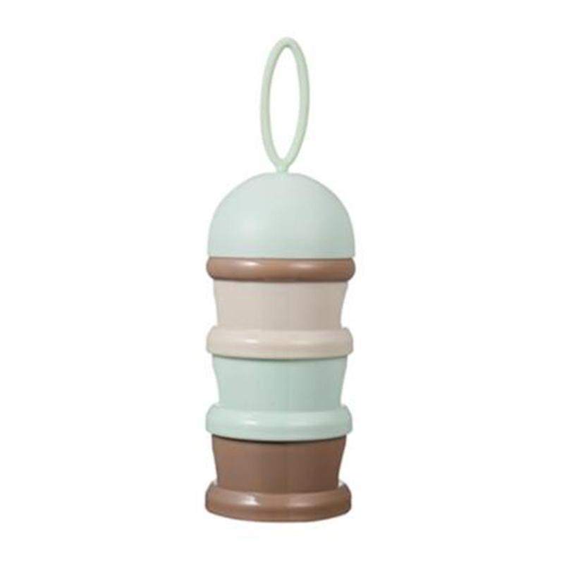 Jual Bayi 3 Lapisan Susu Bubuk Formula Dispenser Makan Case Kotak Penyimpanan Kontainer Internasional Murah