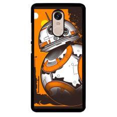 Bb-8 Rolling Droid Minimalist X4817 Xiaomi Redmi Note 3 | Note 3 Pro Custom Hard Case