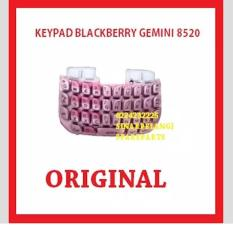 BB 8520 GEMINI PINK KEYPAD 701120