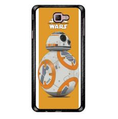 Bb8 Force Awaken Star Wars Movies E1107 Samsung Galaxy J7 Prime Custom Hard Case