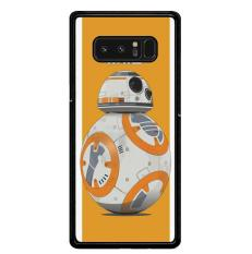 Bb8 Force Awaken Star Wars Movies E1107 Samsung Galaxy Note 8 Custom Hard Case