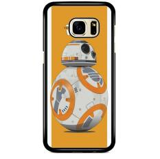 Bb8 Force Awaken Star Wars Movies E1107 Samsung Galaxy S7 Edge Custom Hard Case