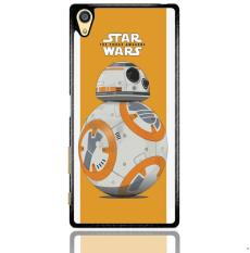 Bb8 Force Awaken Star Wars Movies E1107 Sony Xperia Z5 Premium Custom Hard Case