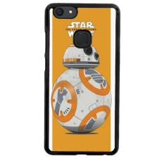 Bb8 Force Awaken Star Wars Movies E1107 Vivo V7 Custom Hard Case