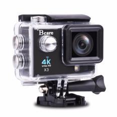 Bcare BCam X-3 Action Camera WiF 16 MP SonySensor 4K - Layar 2