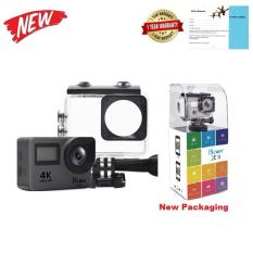 Ulasan Bcare Bcam X 3 Action Camera Wifi 16 Mp 4K Dual Screen Layar 2 Sony Sensor Grey