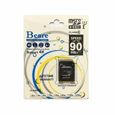Promo Toko Bcare Micro Sdhc 8 Gb 90 Mb S Class 10 With Adapter